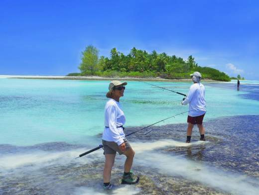 Pesca alle Seychelles